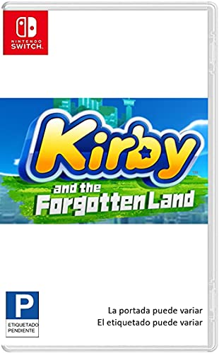 Kirby and the forgotten land - Nintendo Switch - Standard Edition