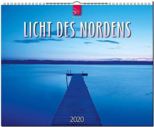 Licht des Nordens: Original Stürtz-Kalender 2020 - Großformat-Kalender 60 x 48 cm