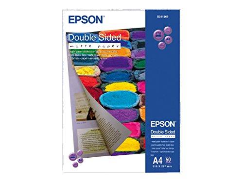 Epson C13S041569 Fotopapier A4, matt, 50 Blatt