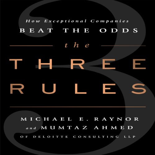 The Three Rules  By  cover art