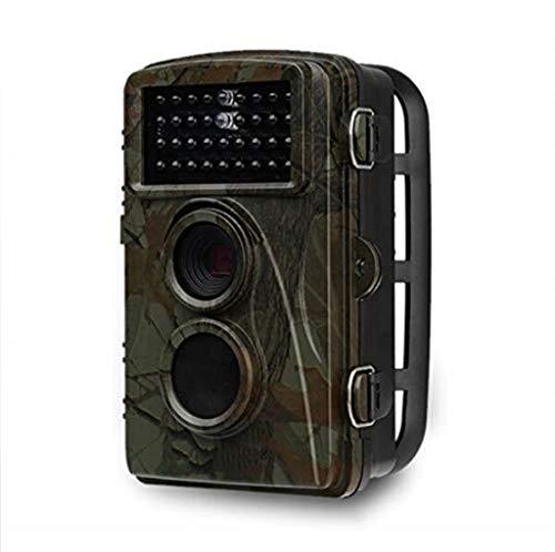 QARYYQ wasserdichte Outdoor Live Home Security Überwachung 12MP1080P Wild Capture Cam IP66 Wildkamera HD Jagd (2,4 Zoll LCD-Monitor) Kamera des Wilden Tieres