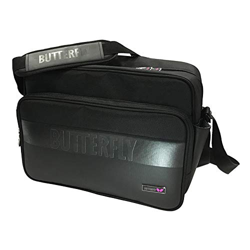 Learn More About Butterfly Black Line Shoulder Bag