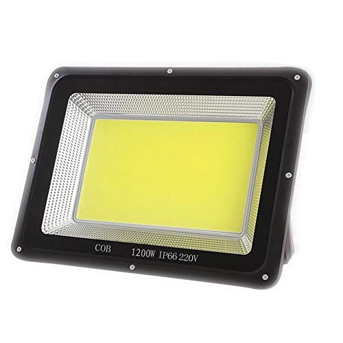 NWYJR Floodlight,Spotlight Industrial Light IP66 Waterproof Site Engineering Industrial Lighting Garden 2000W Outdoor Security Lights (Size : 800W)
