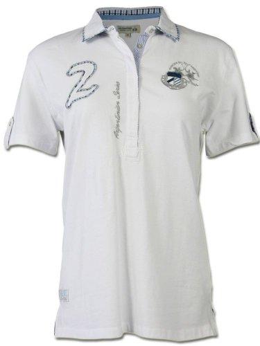 La Martina Damen Designer Polo Shirt - Numero 2 -XXL