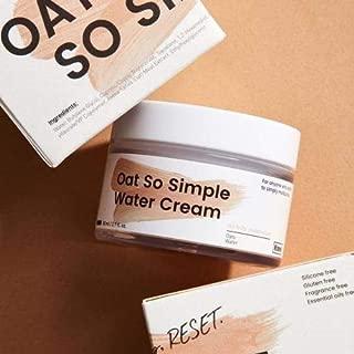 Krave Beauty korean Oat So Simple Water Cream 80ml + FREE Acwell Sheet Mask