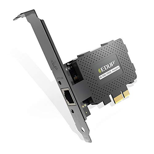 EDUP Gigabit Ethernet PCI Express PCI-E Network Card...