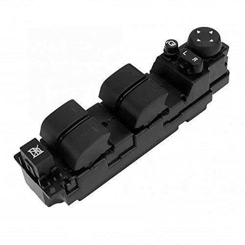 Wcnsxs Interruptor de Control Maestro de Ventana eléctrica, botón regulador eléctrico, para...