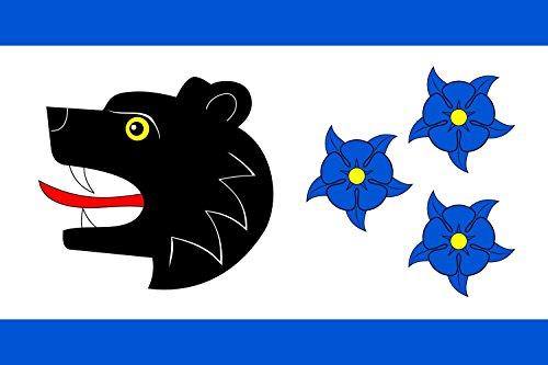 ... perché la prima impressione conta Bandiera: Barto?ovice v Orlických horách CZ | Barto?ovice v Orlických horách per scopi rappresentativi bandiera paesaggio | 1.35m² | 90x150cm Qualità Premium