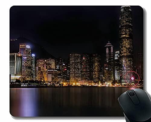 Almohadillas de ratón, Edificios de la Ciudad Vista aérea Gaming Mousepad A141