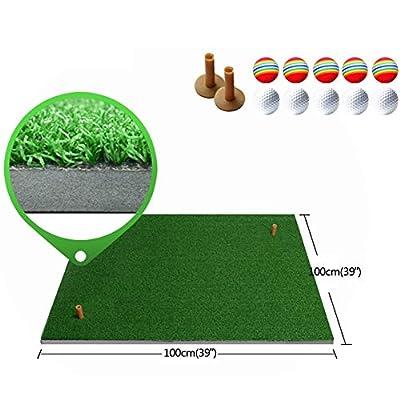 QianDa Golf Putting Matte/Abschlagmatte