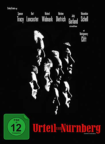 Das Urteil von Nürnberg - 2-Disc Limited Collector's Edition im Mediabook (+ DVD) [Blu-ray]