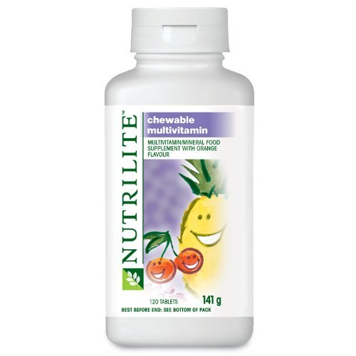 Children Chewable Multivitamin by Nutrilite