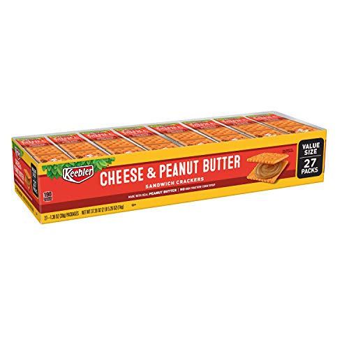 Food Keebler Reduced Fat Club Crackers