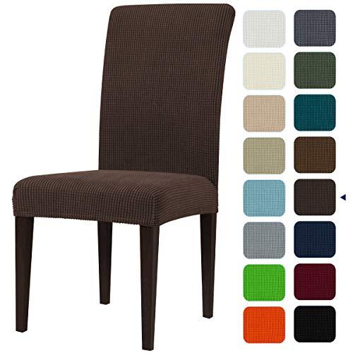 subrtex – Juego de Fundas elásticas para sillón de Comedor para sillón, extraíble y Lavable,…