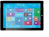 dipos I 2X Panzerfolie matt kompatibel mit Microsoft Surface 3 (10,8 Zoll) Schutzfolie 9H Bildschirmschutz-Folie