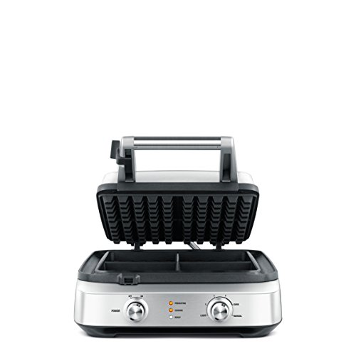 10 best breville waffle makers no mess for 2020