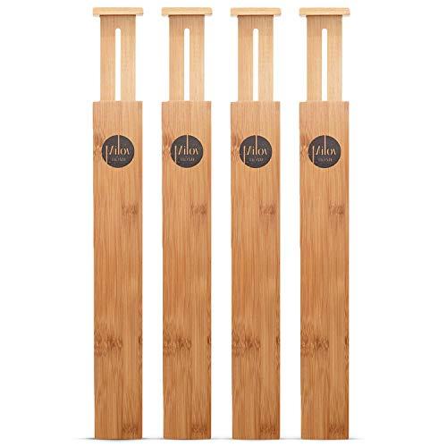 Schubladenteiler aus Bambus,...
