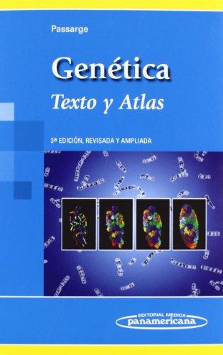 Genetica Texto y Atlas