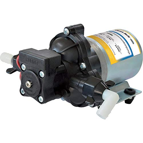 Pumpe SHURflo Serie Trail King Typ 7 Liter Junior