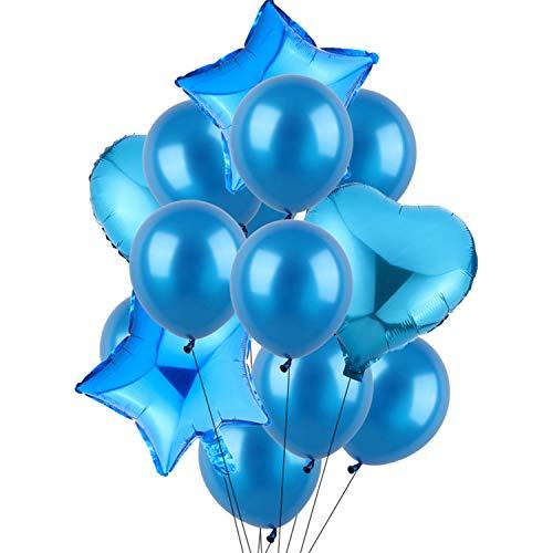 (Kupon DISKON 65%) Balon Pesta 16 pcs $ 3.15