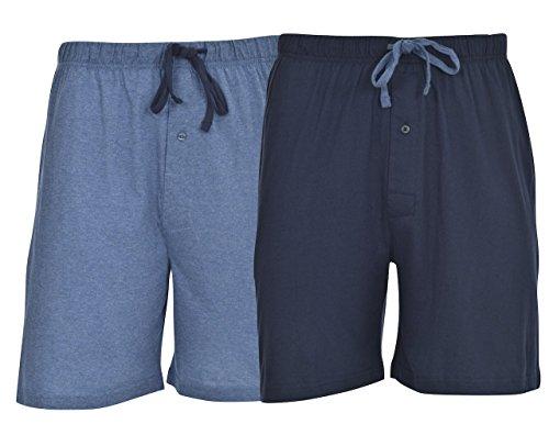 Hanes Men's 2-Pack Knit Short