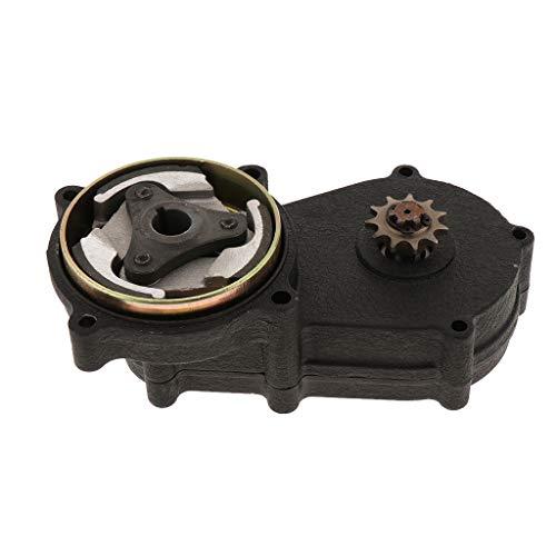 perfk Metallgetriebe Kupplungsglocke Getriebegehäuse Untersetzungsgetriebe T8F 11T Für 2 Takt 47ccm 49ccm Motorgetriebenes Pocket Dirt Bike