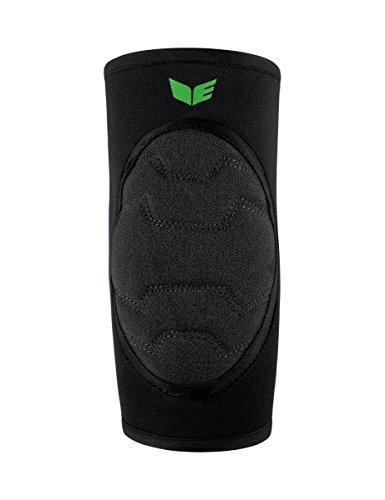 erima Ellenbogenschützer Ellenbogenschützer, schwarz/green, M, 7240702