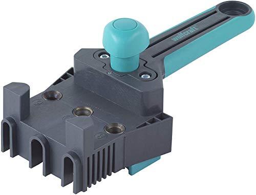"""Wolfcraft 4640000 4640000-1""""Maestro de plástico clavijador (CE) diam. 6, 8, 10 mm, Multicolor"""