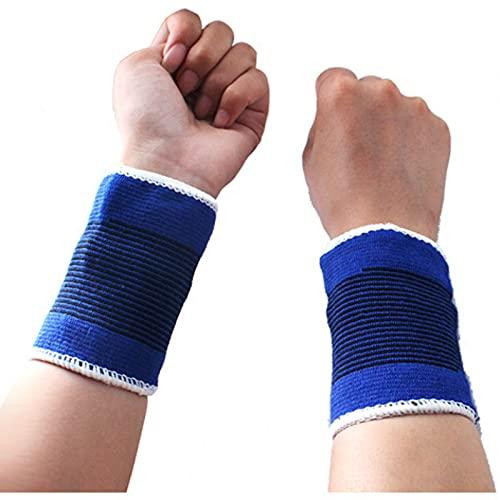 Taosheng 1 mezzo dito ciclismo guanti antiscivolo anti-sudore bicicletta mano sinistra destra guanti anti shock MTB bici da strada sport guanti (colore : bracciale, taglia: XL)