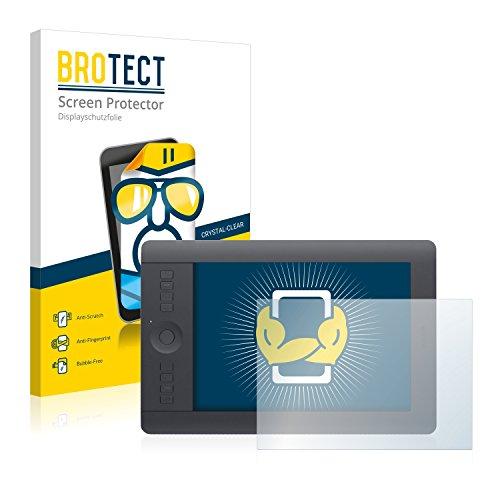 BROTECT Protector Pantalla Compatible con Wacom Intuos Pro S Protector Transparente (2 Unidades) Anti-Huellas