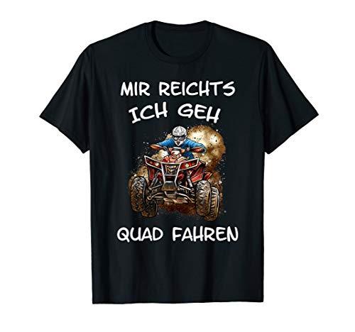 ATV Offroad Quad Biker T-Shirt Frauen Herren Geschenk