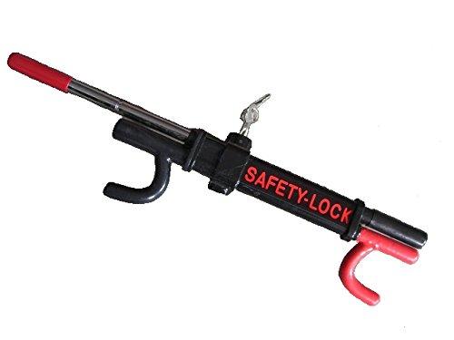 HP-Autozubehör 10290 Safty-Lock Lenkradkralle