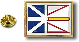 Akacha Spilla Pin pin's Spille spilletta Bandiera Canada Badge Terranova Labrador