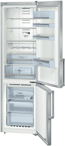Bosch KGN39XI40 Kühl-Gefrier-Kombination / A+++ / Kühlen: 269 L / Gefrieren: 86 L / Edelstahl / No Frost / Multi Airflow