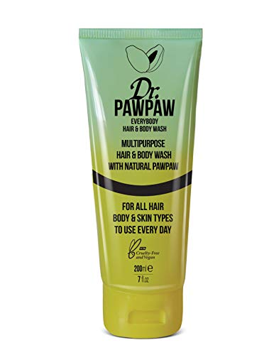 Dr PAWPAW Everybody Hair And Body Wash, 1 x 250ml