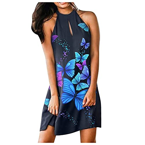 Bodycon Dress for Women Sexy,Women's Athletic Sleeveless Casual Dresses Criss Cross Hallow Out Open Back Mini Dress Cover Up Sundress