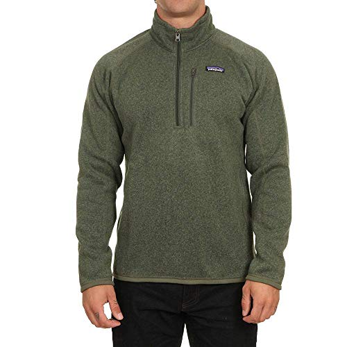 Patagonia Herren Sweatshirt M's Better 1/4 Zip L bunt