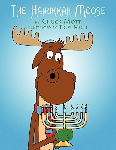 The Hanukkah Moose