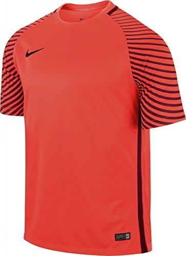 Nike Herren Gardien Trikot, Bright Crimson/Deep Garnet/Black, XL