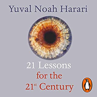 21 Lessons for the 21st Century cover art
