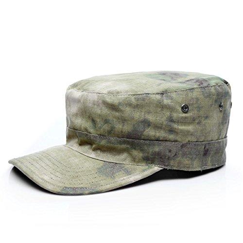 ECYC Unisex Camo Lässige Airsoft Paintball Baseball Caps, Männer Armee Camouflage Soldat Kampf Tactical Hat