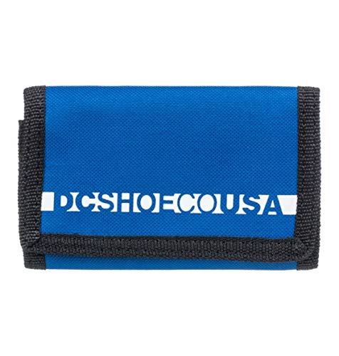 DC Shoes Ripstop Tri-Fold Wallet for Men - Tri-Fold Wallet - Men