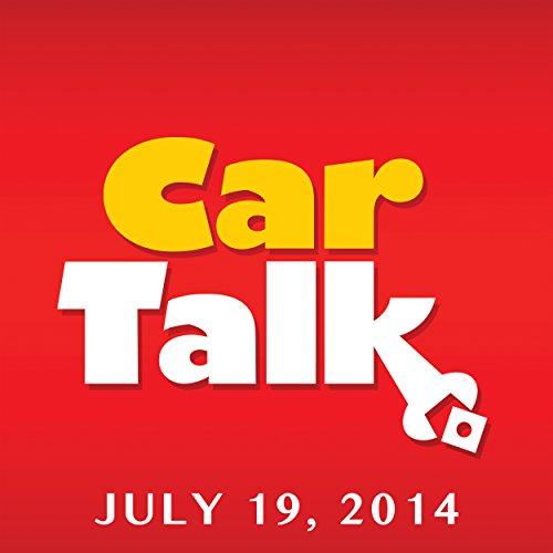 Car Talk, Click and Clack vs Electric Brakes, July 19, 2014 audiobook cover art