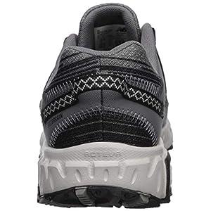 New Balance Men's 410 V6 Trail Running Shoe, Castlerock/Rain Cloud, 11.5 XW US