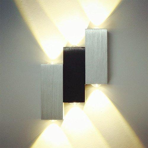 Deckey - Lampada da Parete di Design, Applique Moderna, per Interni, Decorazione per la casa, Il corridoio o Una Galleria