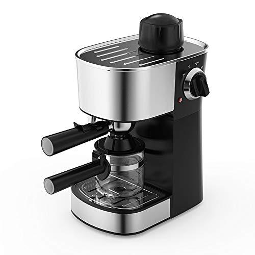 Koffiezetapparaat Stoomborstel Filter Professionele Retro Koffiezetapparaat Espressomachine Melkopschuimer 800 watt machine
