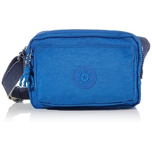 KiplingAbanu MDonnaBorse a tracollaBlu (Wave Blue)24x17x9 Centimeters (B x H x T)