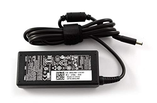 Genuine Dell 65W Power Ac Adapter 4.5mm for Dell Dell P/N: G6J41, 43NY4, MGJN9, HA65NS5