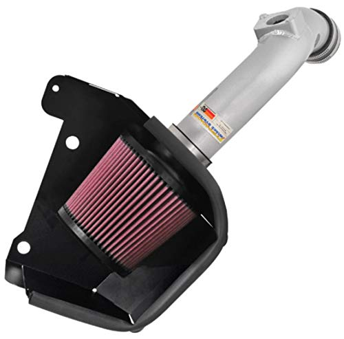 K&N Cold Air Intake Kit: High Performance, Guaranteed to Increase Horsepower: 2008-2014 Mitsubishi Lancer, 2.0/2.4L L4, 69-6544TS