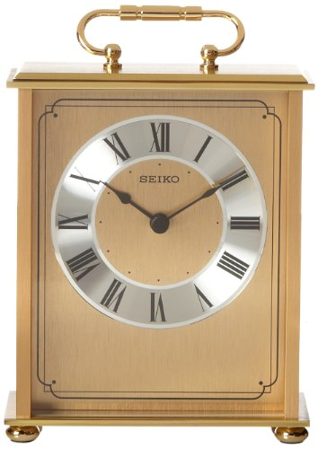 Seiko 7' Desk and Table Carriage Clock